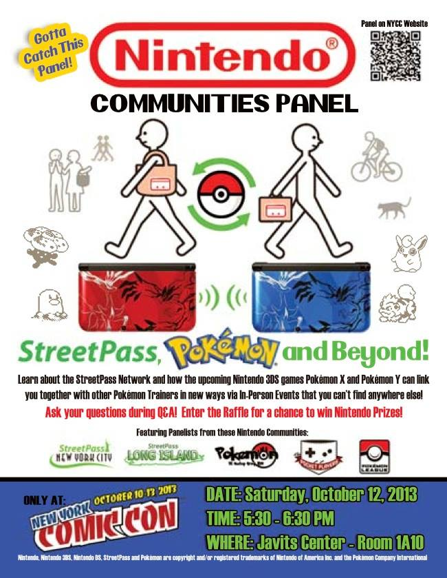 StreetPass NYC | StreetPass Long Island