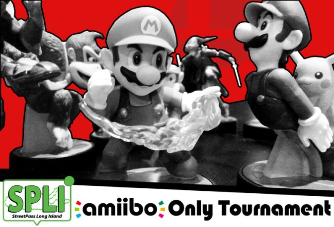 SPLI Amiibo Only Tournament (February)