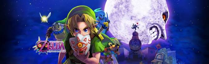 Majora's Mask Archery Event