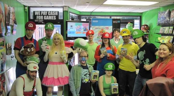 What You Missed: Super Mario Cosplay Party with MP10!