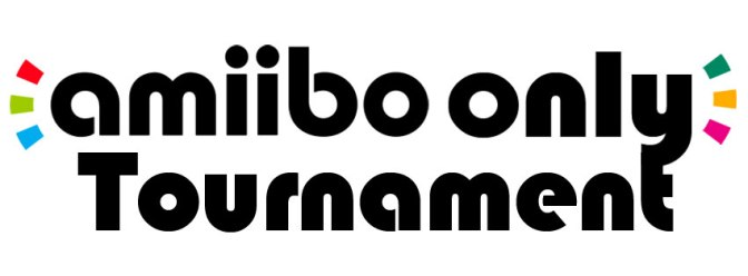 Amiibo Only Tournament (April) Update