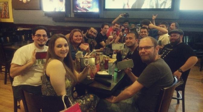What You Missed: Dave & Busters Birthday Bash!