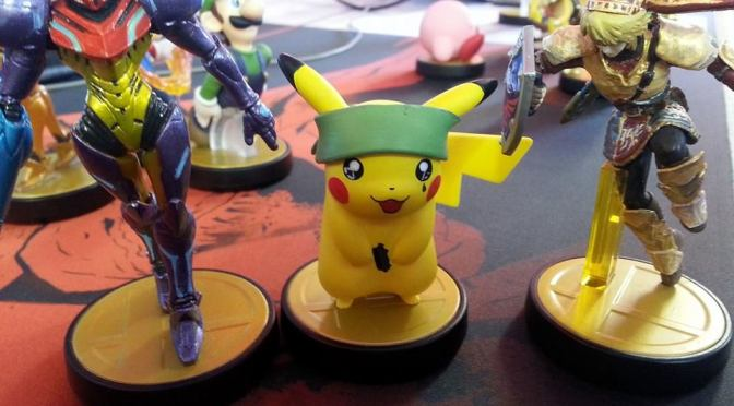 What You Missed: SPLI Amiibo Only Tournament (May)
