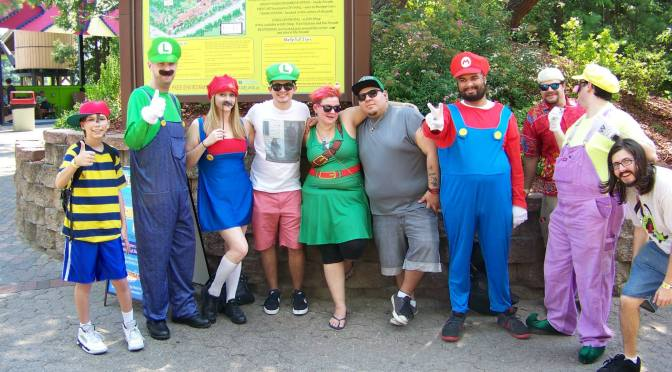 What You Missed: Nintendoland at Adventureland!