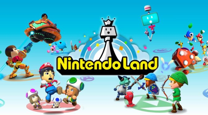 Nintendoland at Adventureland!