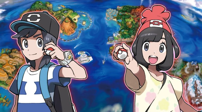 Pokemon Sun & Moon Launch Party
